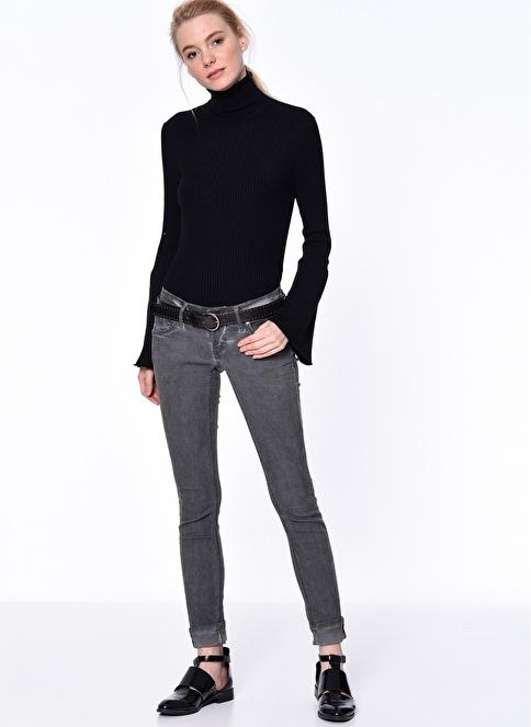 Mustang Jean Pantolon | Gina - Skinny Gri